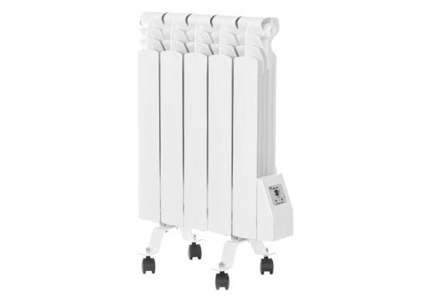 Електричний радіатор iRad-5